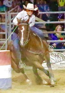 Barrel Racing!