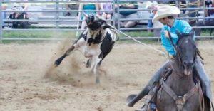 Cowboy action!