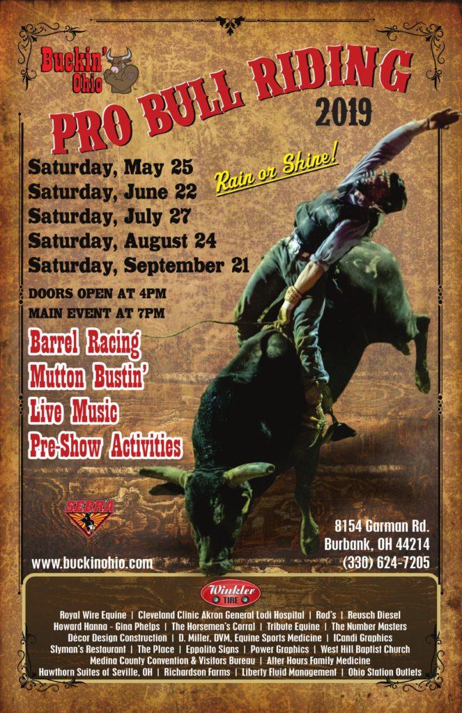 Pro Bull Riding 2019